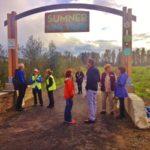 Nov 24  Opt Outside on the Sumner Link Trail