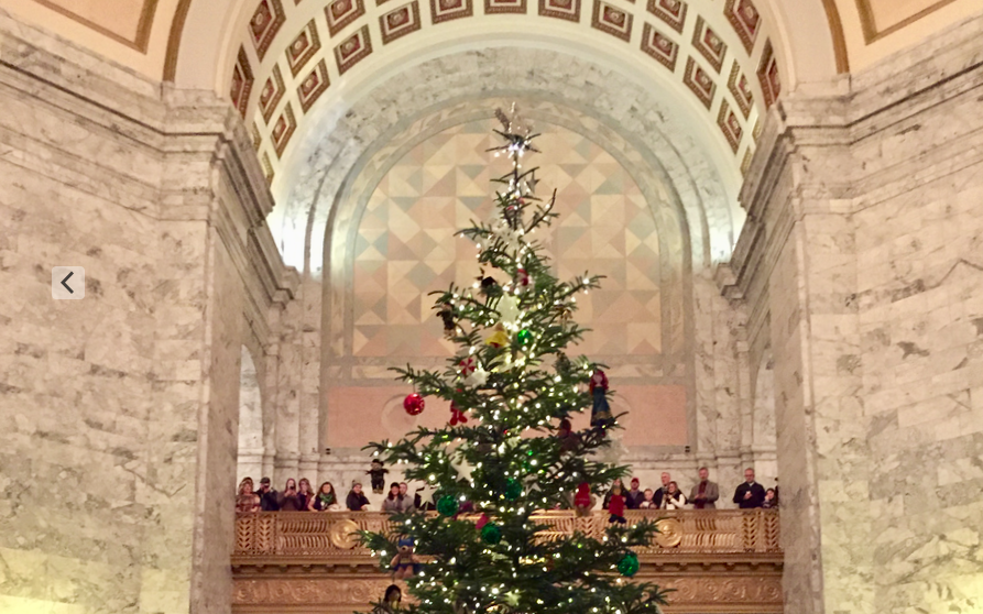 December 8 – Christmas in the Capitol City