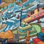 May 25  Vancouver  Murals/Decorated Storm Drains Walk
