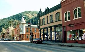 August 23-25  Silver Valley Week-end, Wallace Idaho