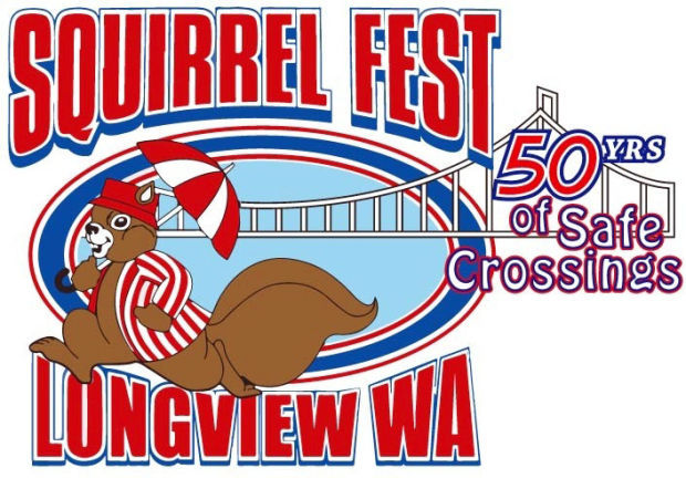 August 17 -Longview Squirrel Fest Walk
