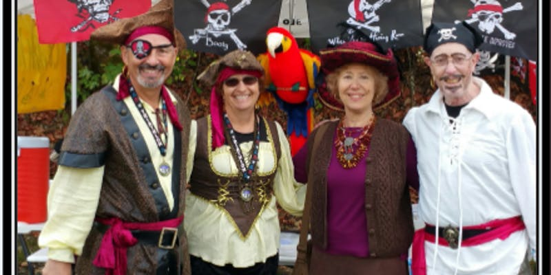 Sept 18  Vancouver – Talk like a Pirate Day Walk