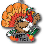 Nov 30  Turkey Trot 5K/10K