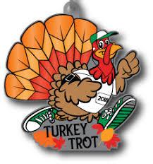 Nov 30  Turkey Trot 5K/10K