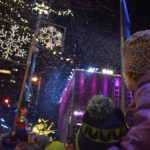 December 8  Bellevue – Snowflake Lane and Garden D'lights