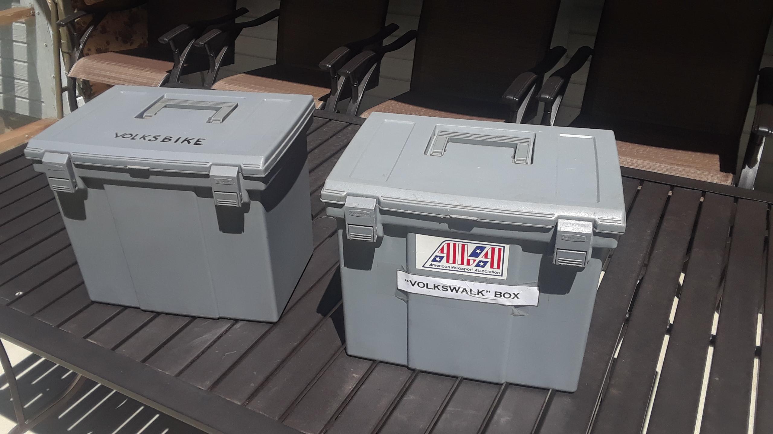 Walk Boxes